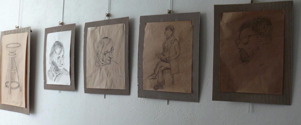 Ateliers de dessin à Paris !