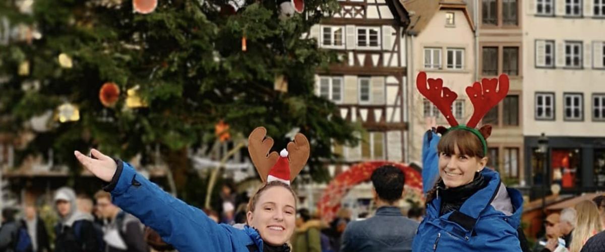 Jeu de piste Marché de Noël à Strasbourg, ou partout en France !
