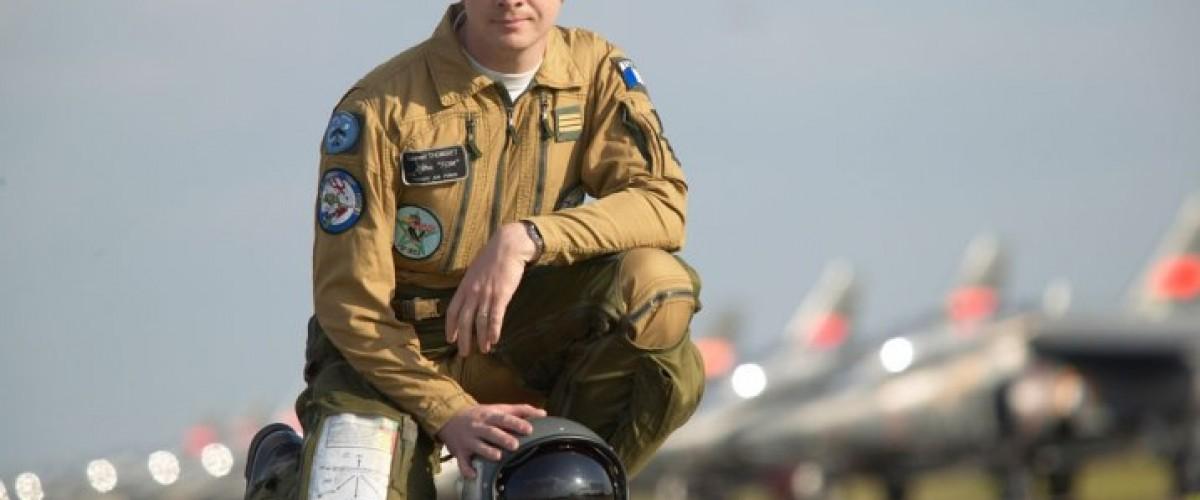 Baptême de l'air avec un ancien pilote de chasse au Mans
