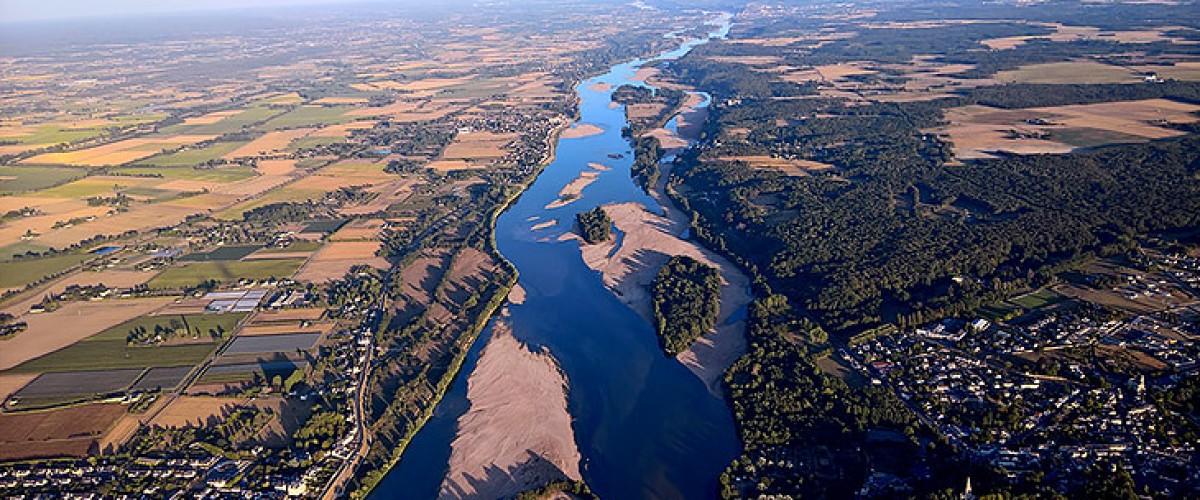 Baptême de l'air au dessus de la Loire pour 3 passagers