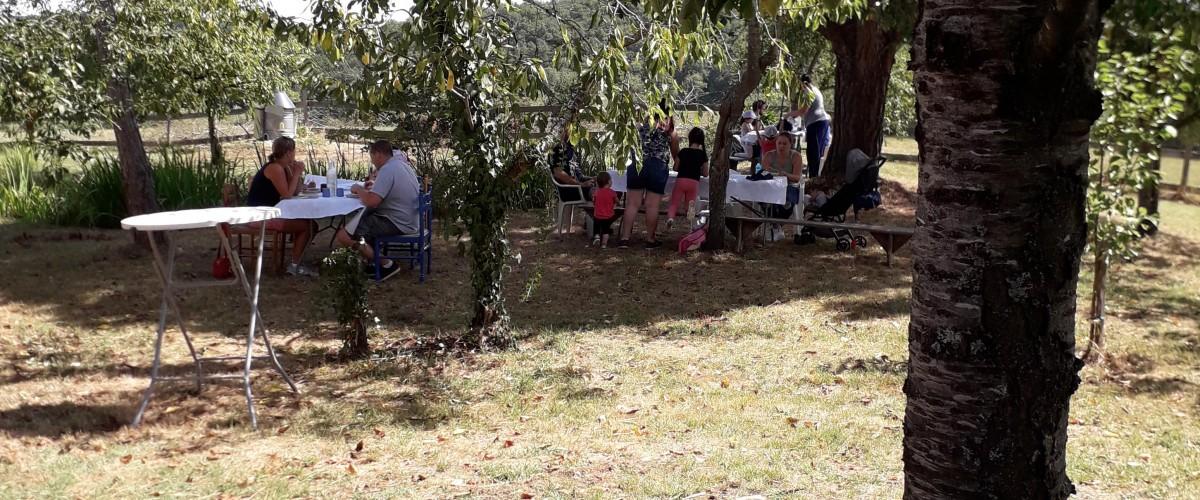 Un dimanche à la campagne à Saint Christaud