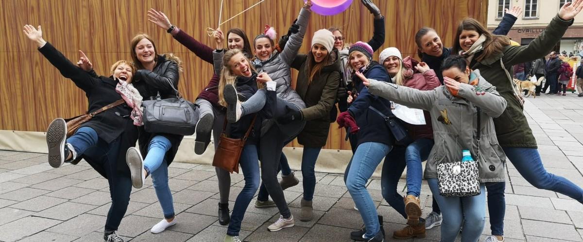City Challenge pour EVG à Lille ou partout en France !