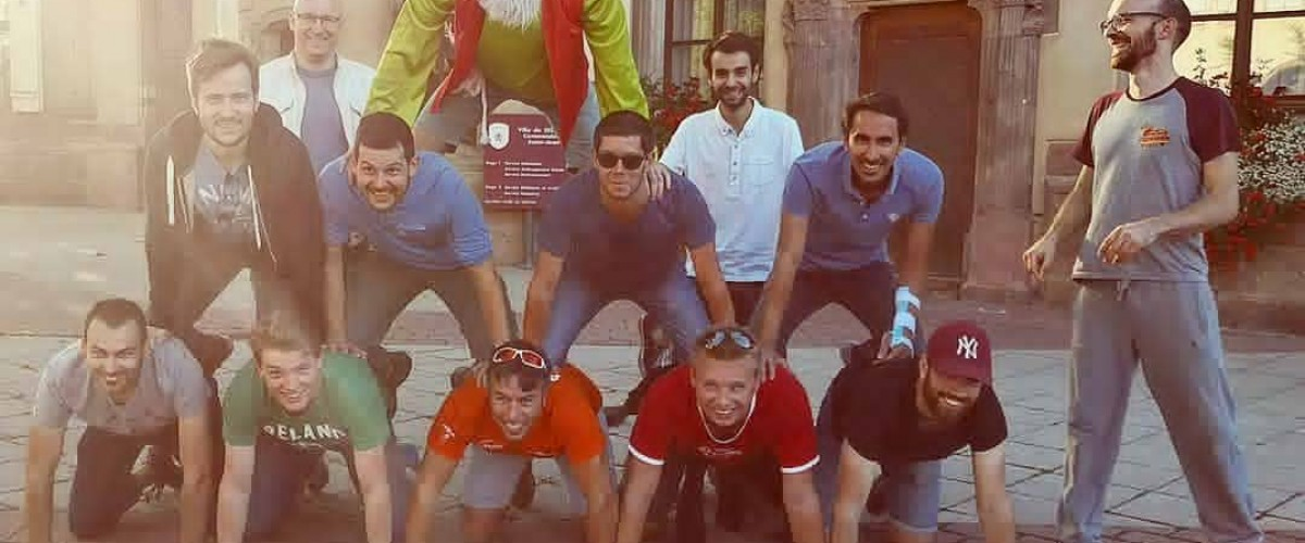 City Challenge pour EVG à Tours ou partout en France !