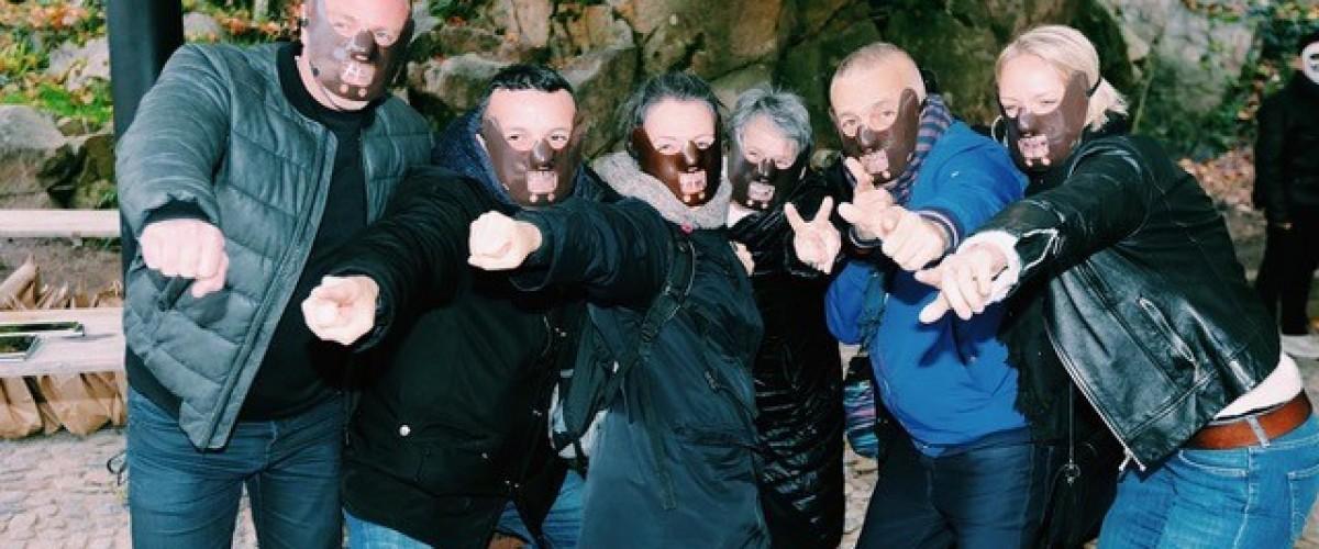 Escape game outdoor Harry Potter sur L'île-d'Aix