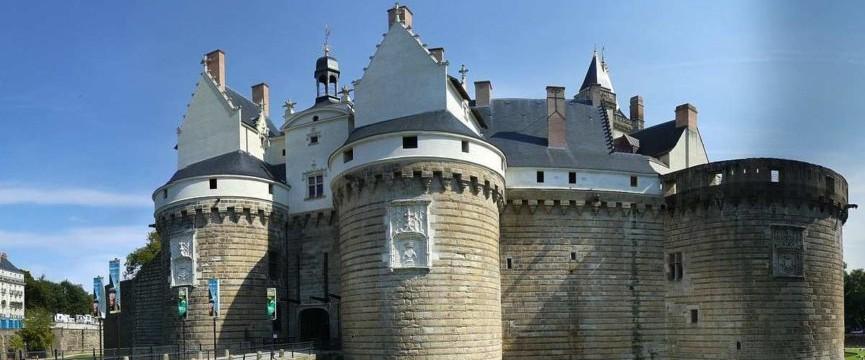 Arrestation de Nicolas Fouquet lors d'un escape-game extérieur à Nantes