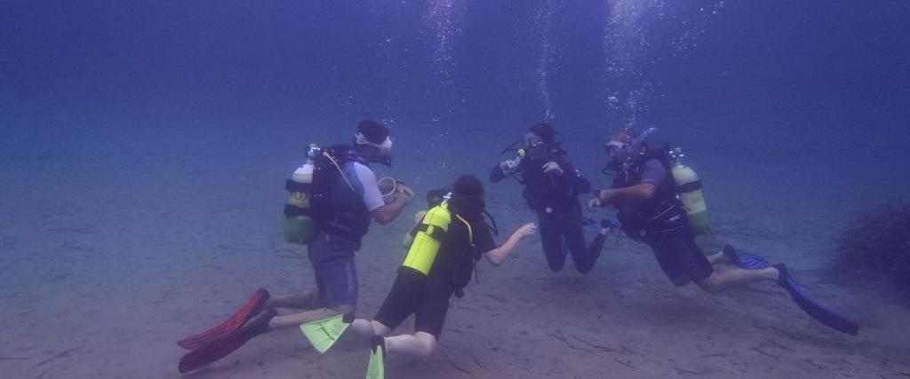 Diplôme de plongée niveau 1 (Open Water Diver Padi) à St Raphaël