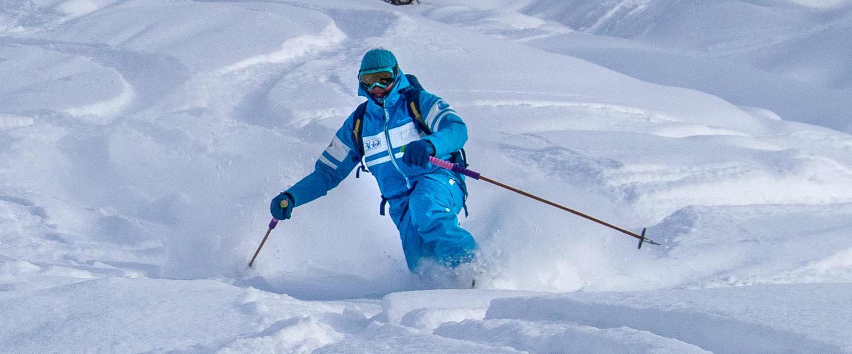 Ski Hors Piste à Avoriaz