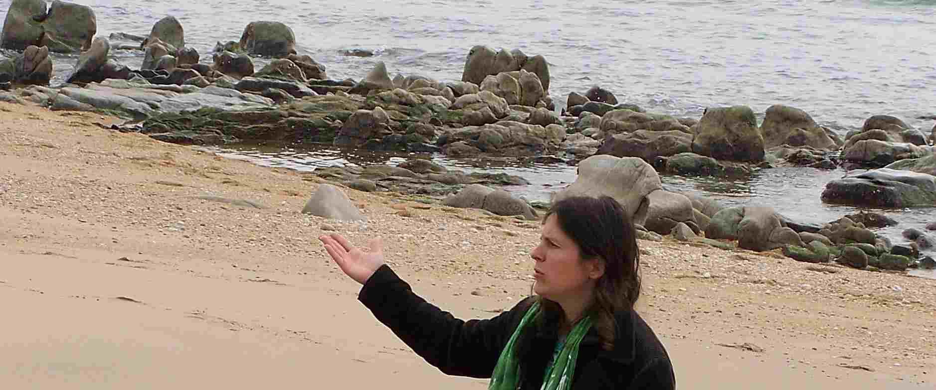 Balade contée en bord de mer à Plouhinec