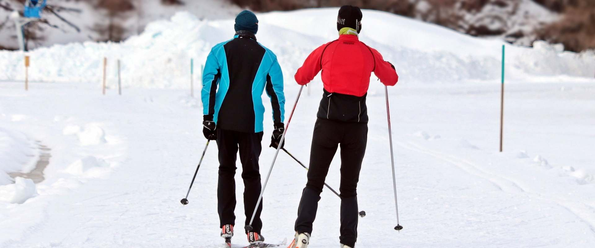 Ski de fond à Avoriaz