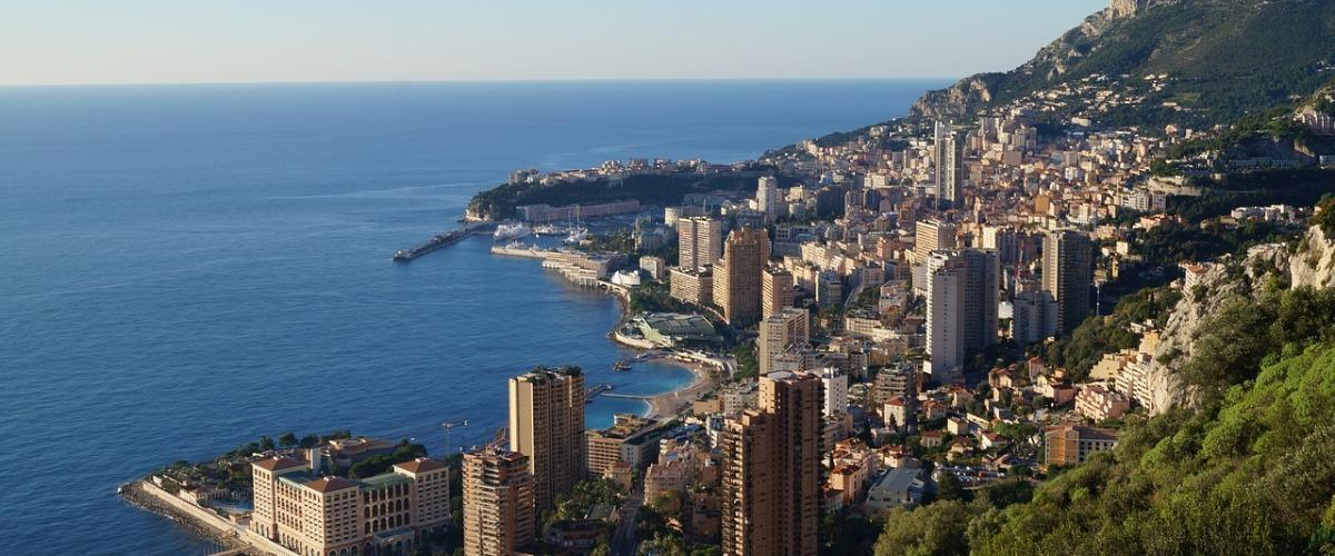 Survol de Monaco en hélicoptère