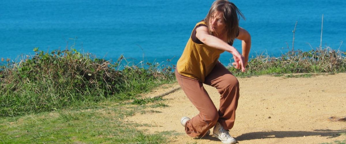 Cours de Danse-Nature à Soulac-sur-Mer !