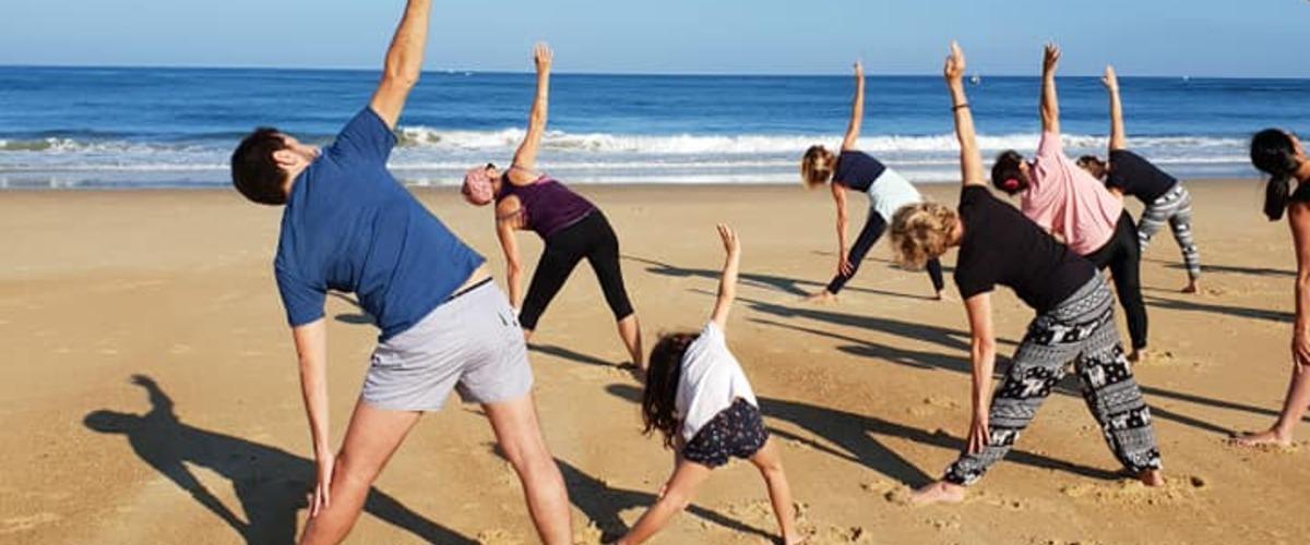 Cours de Ashtanga Yoga à Capbreton
