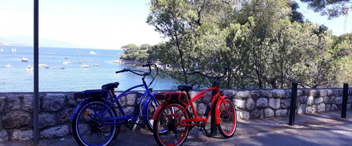 EBIKE CITY TOUR : les meilleurs spots de Nice