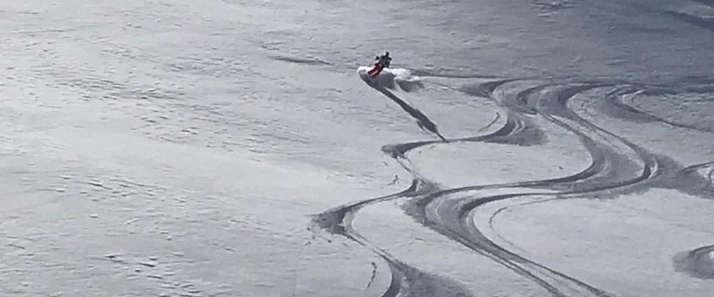 Engagement journée de Ski de Randonnée guidée à Méribel