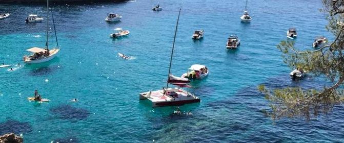 Balade en catamaran pour EVJF/EVG