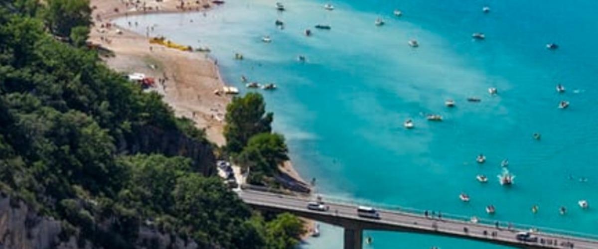 Survol de Saint Tropez en hélicoptère