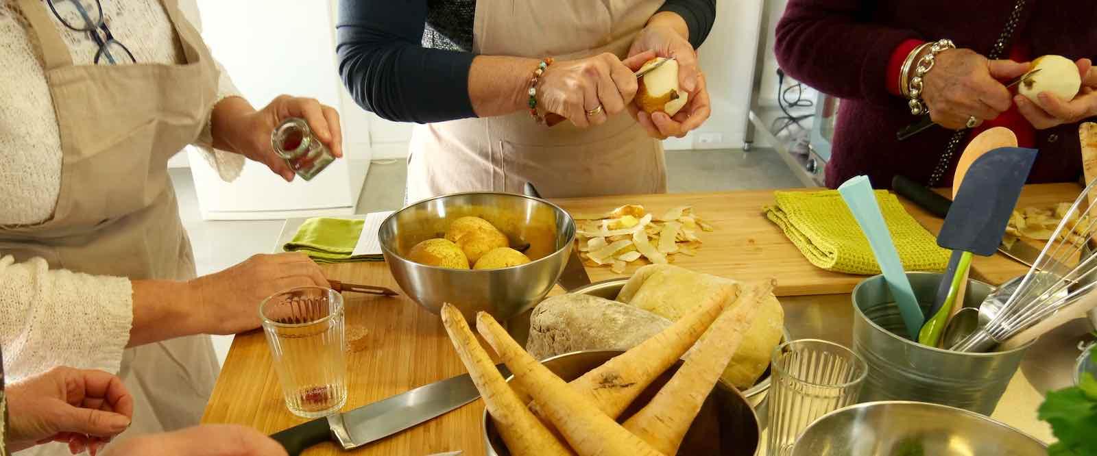 Cours de cuisine historique à Toulouse