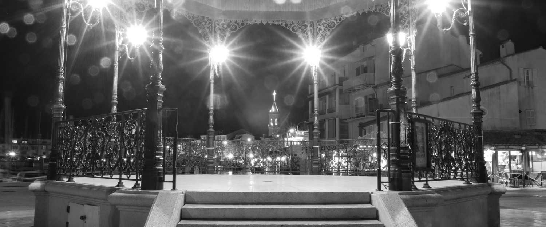 Stage photo découverte - photo de nuit à Sanary