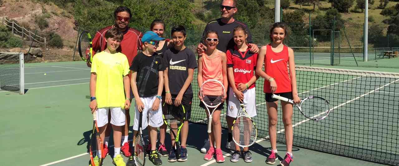 Stage de tennis à Port Bourgenay