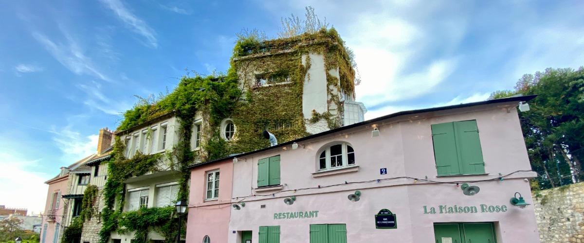 La Face Cachée du Montmartre, visite audio-guidée sur smartphone à Pied