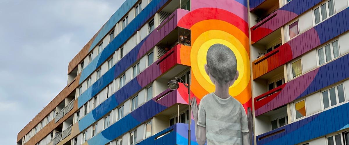 Street Art de Paris, visite audio-guidée sur smartphone à Pied
