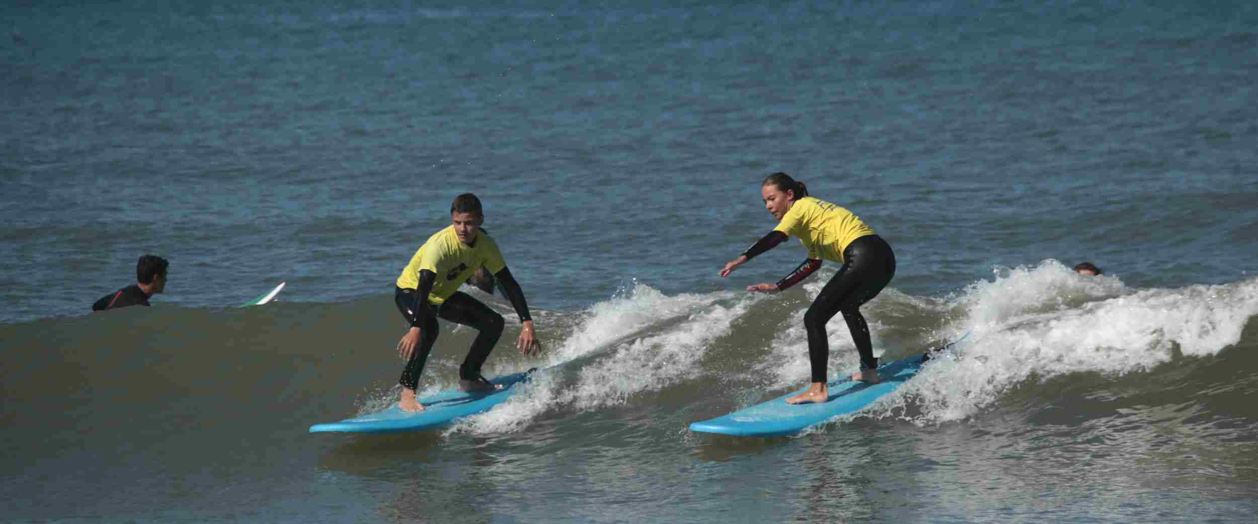 Stages de surf à Lacanau