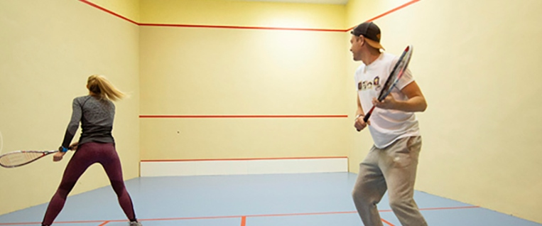 Court de Squash Avoriaz 1800 Morzine