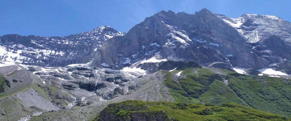 Randonnée journée Marmottes et glaciers de la Vanoise au départ de Méribel
