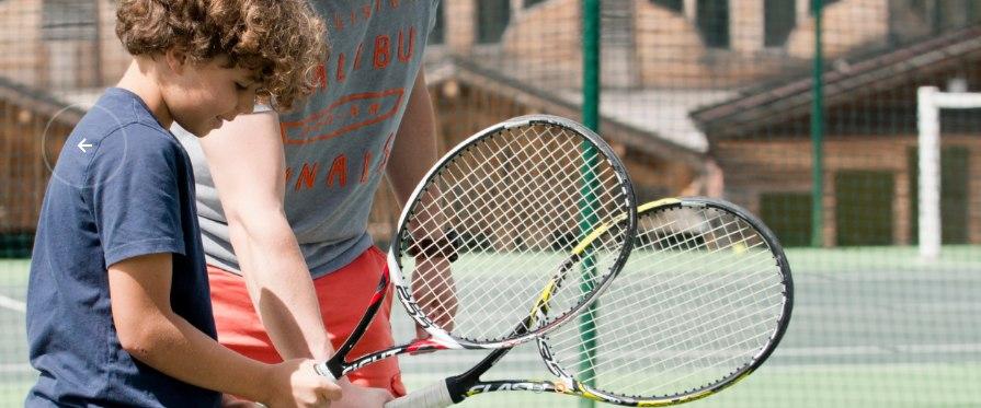 Tennis à Avoriaz 1800 Morzine