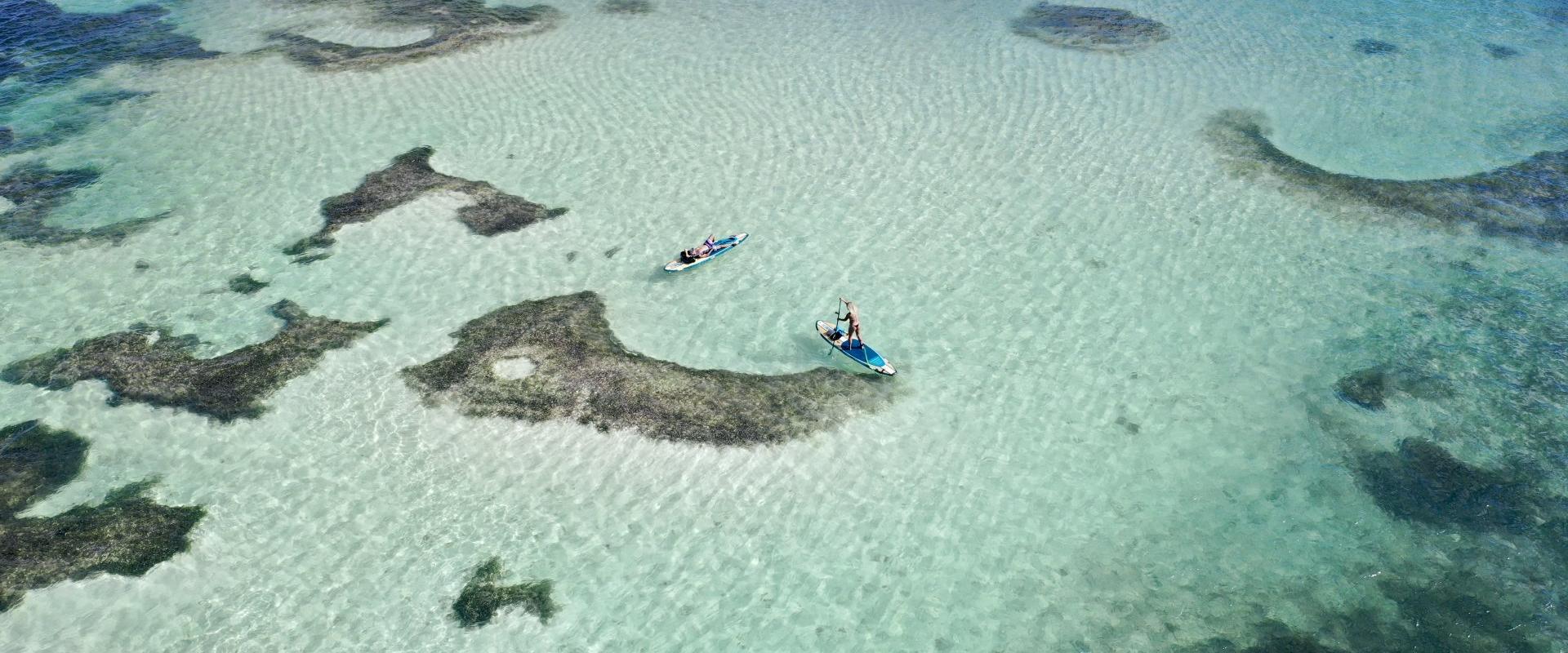 Excursion privée en paddle