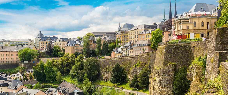 Jeu de piste découverte à Luxembourg !