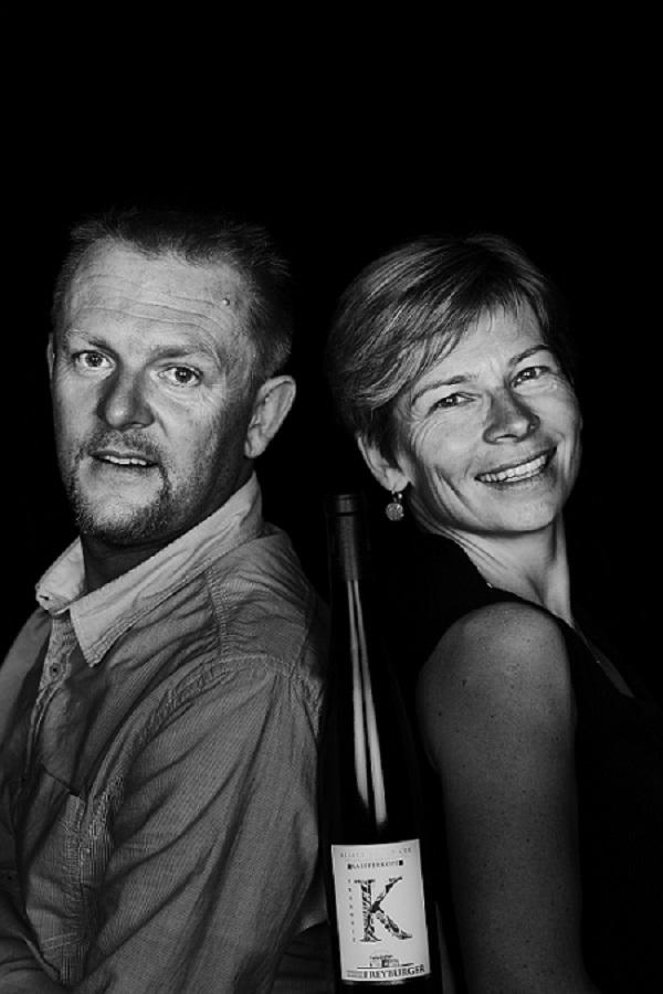 Nathalie & Christophe